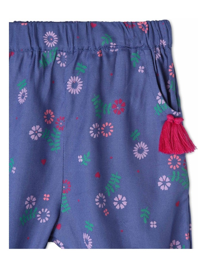 Frida Woven Harem Pant image 2