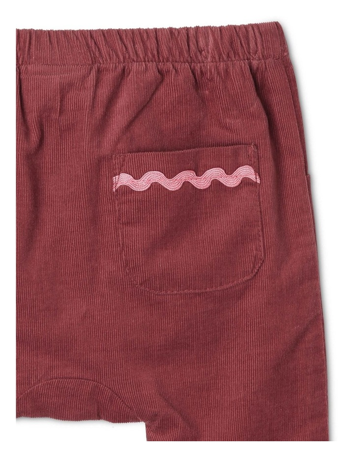 Charlie Corduroy Pant with Spot Lining image 4