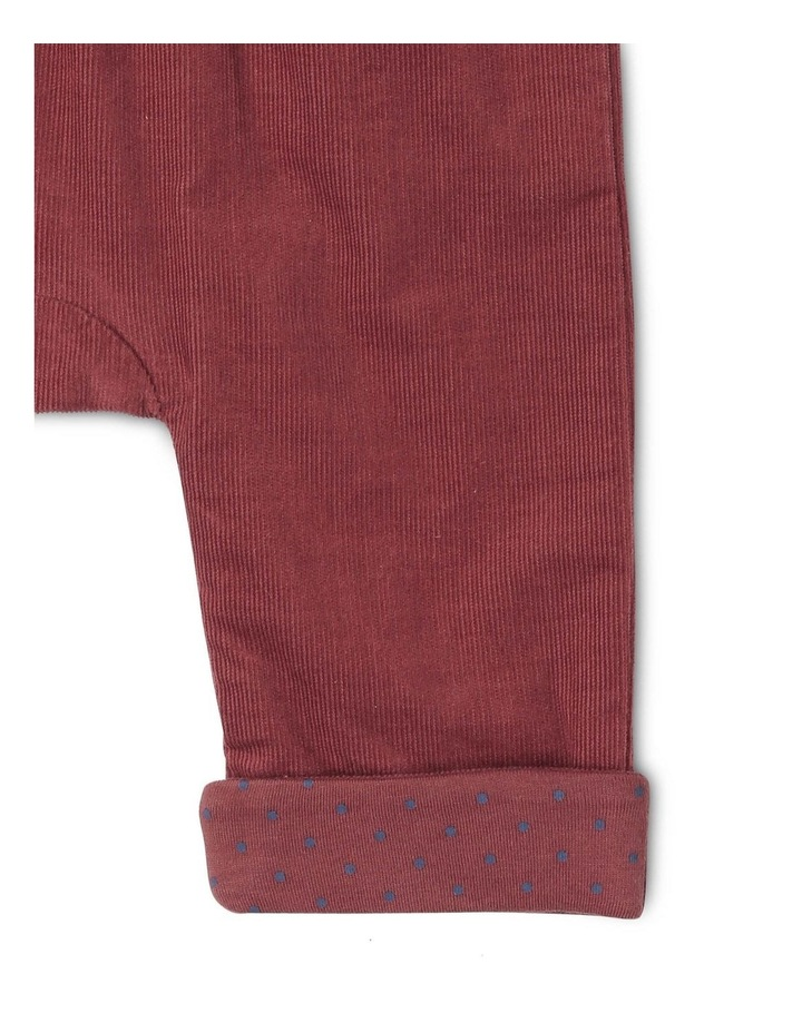 Charlie Corduroy Pant with Spot Lining image 5