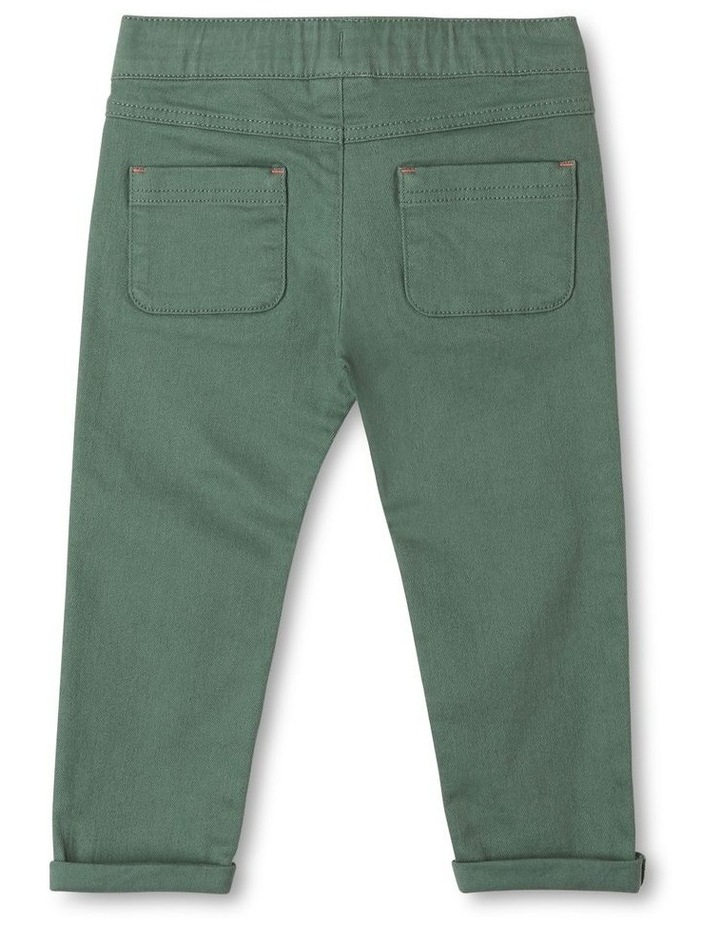 River Chino Pant with Waist Tie image 2