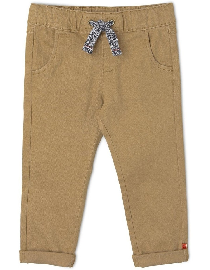 River Chino Pant with Waist Tie image 1