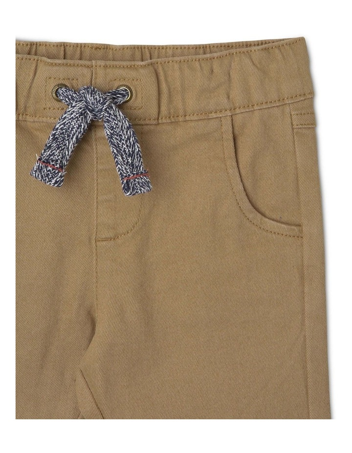 River Chino Pant with Waist Tie image 3