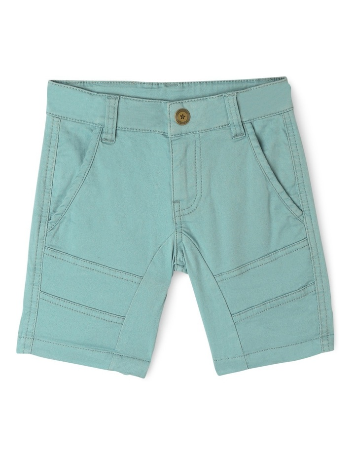 Ace Twill Short With Cargo Pockets image 1