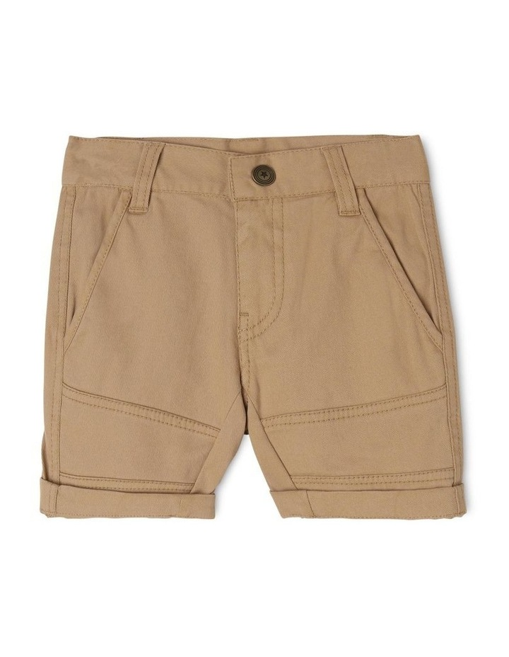 Ace Twill Short with Back Cargo Pockets image 1