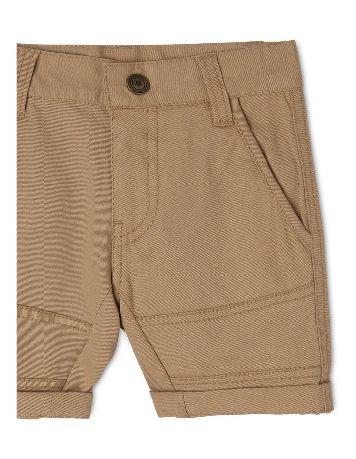 Ace Twill Short with Back Cargo Pockets image 3