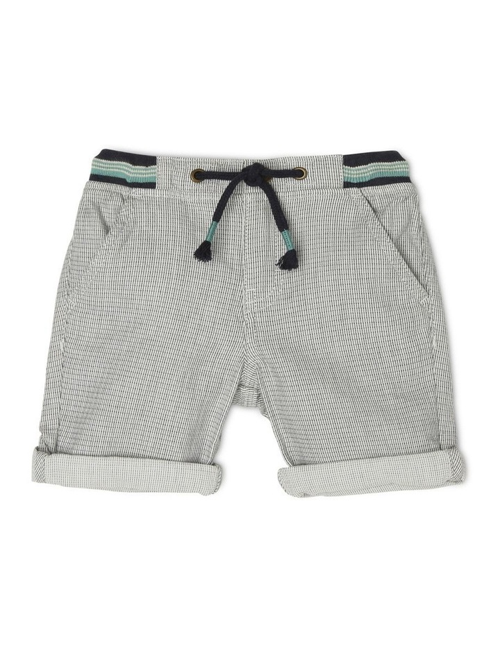 Vincent Textured Woven Shorts image 1