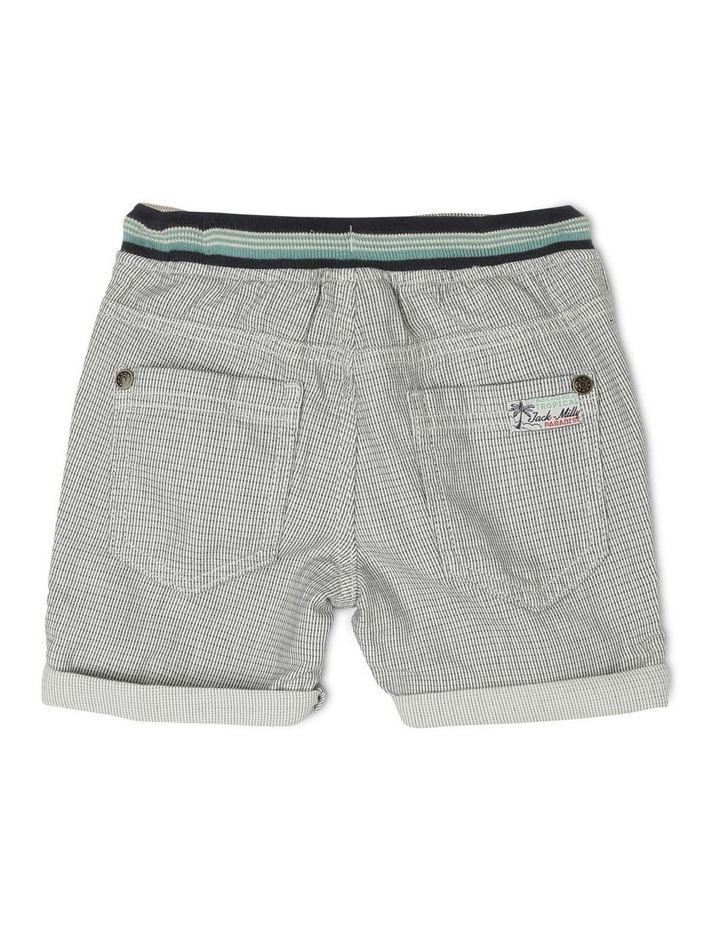 Vincent Textured Woven Shorts image 2