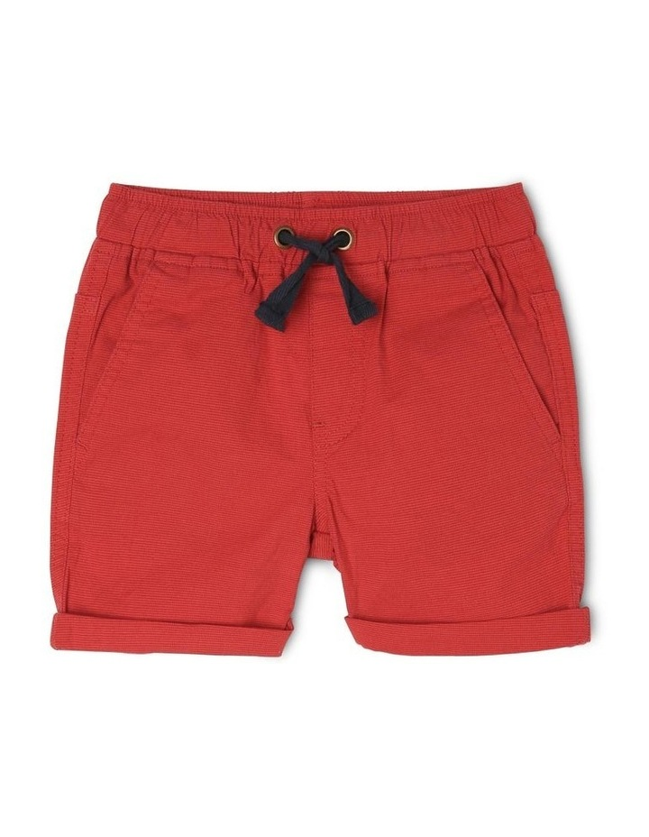 Tim Textured Woven Shorts image 1