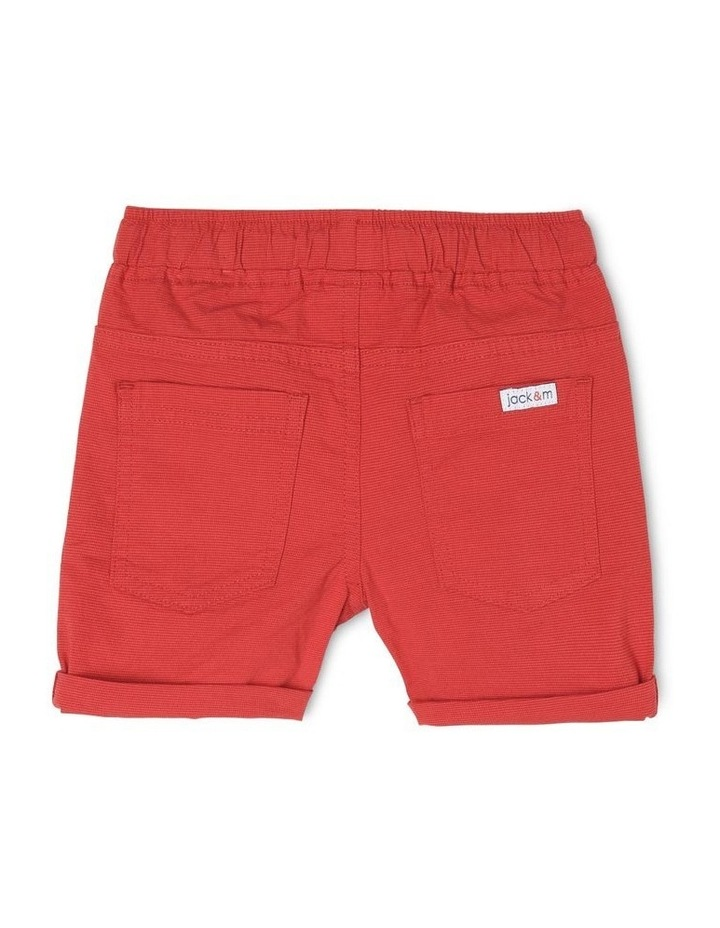 Tim Textured Woven Shorts image 2