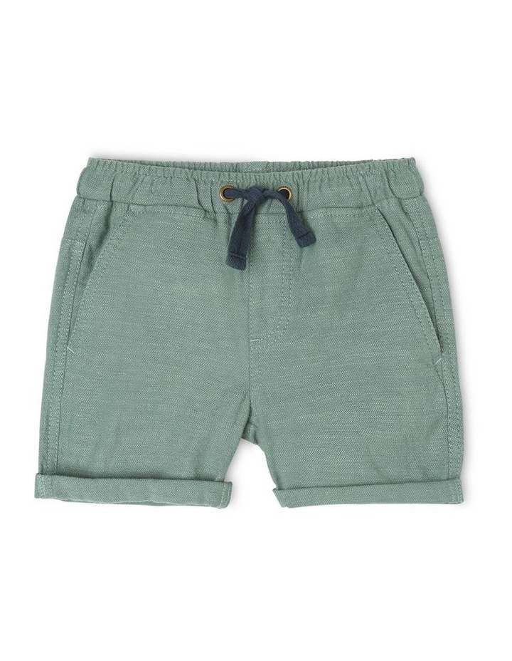 Tommy Textured Woven Shorts image 1