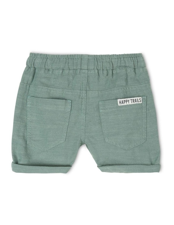 Tommy Textured Woven Shorts image 2