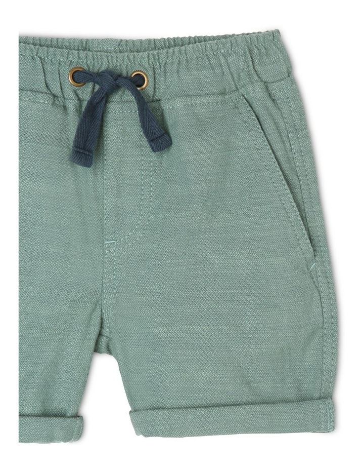 Tommy Textured Woven Shorts image 3