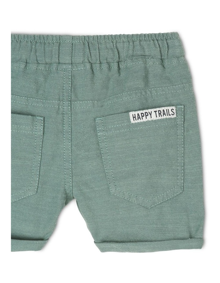 Tommy Textured Woven Shorts image 4