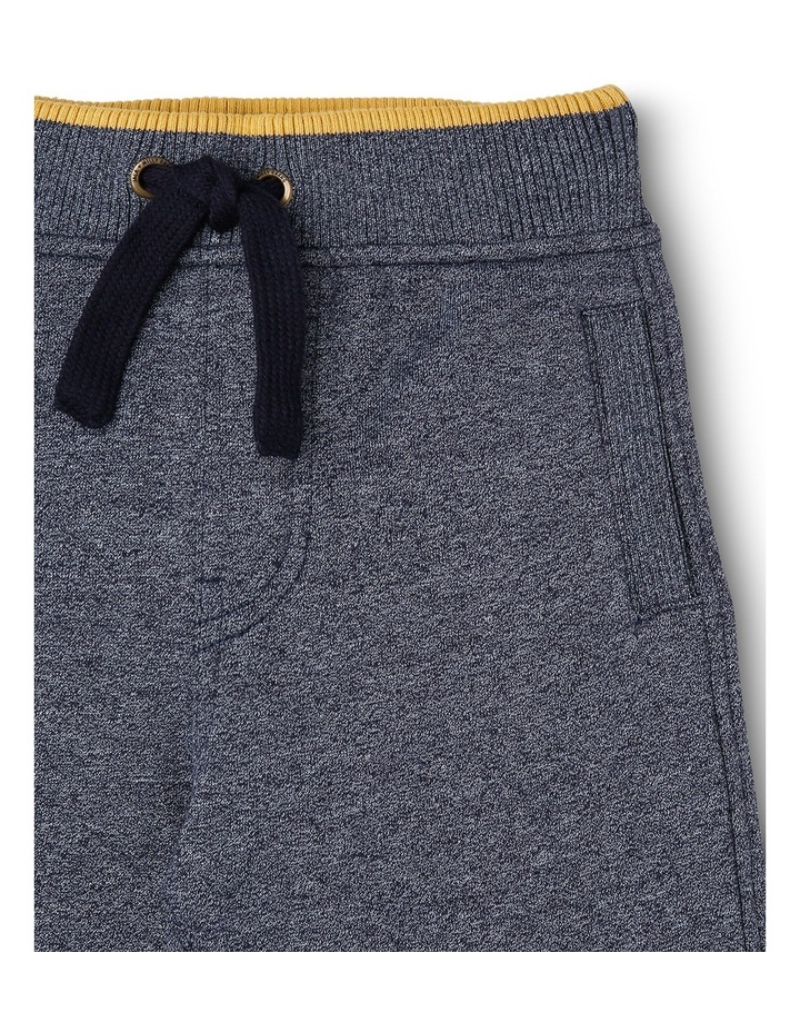 George Fleece Knit Trackpant With Stripe Bands image 3