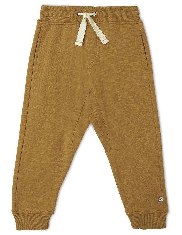 Lenny Slub Brushed Fleece Trackpant image 1