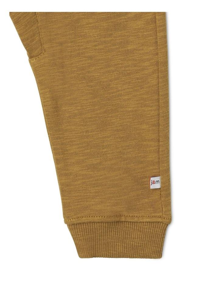 Lenny Slub Brushed Fleece Trackpant image 5