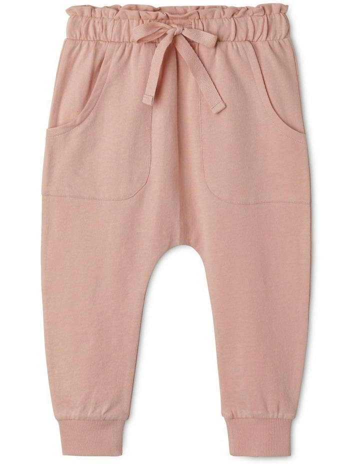 Sophie Organic Terry Trackpants image 1