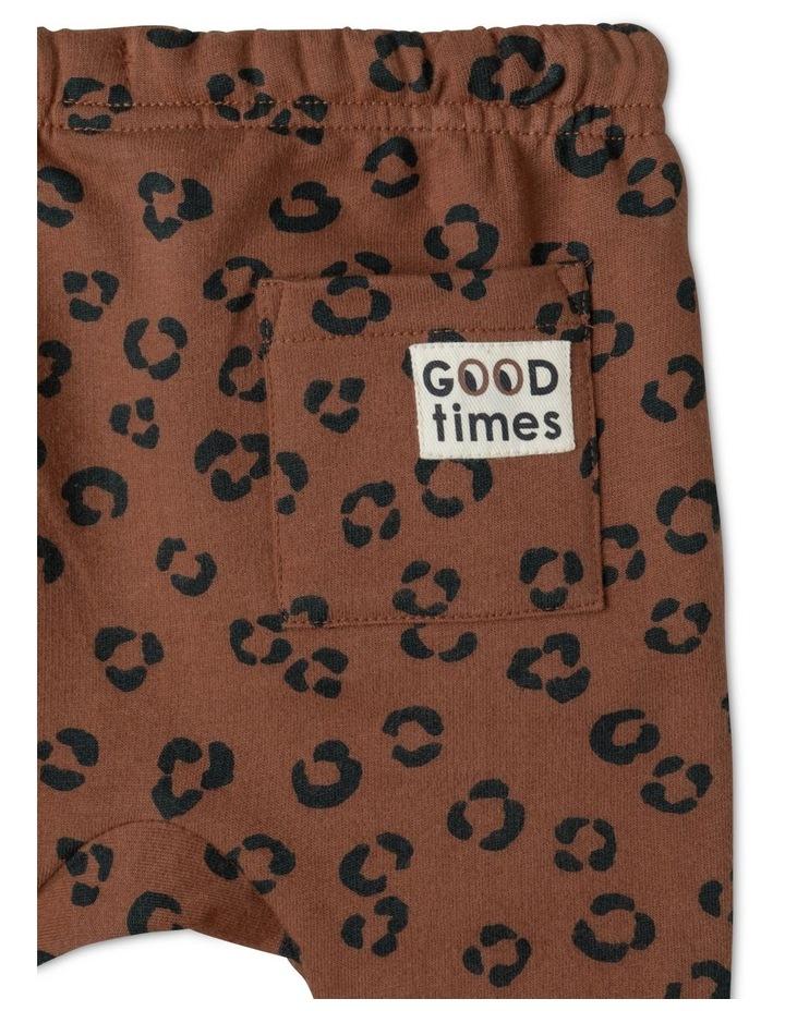 Spike Organic Fleece Trackpants image 5