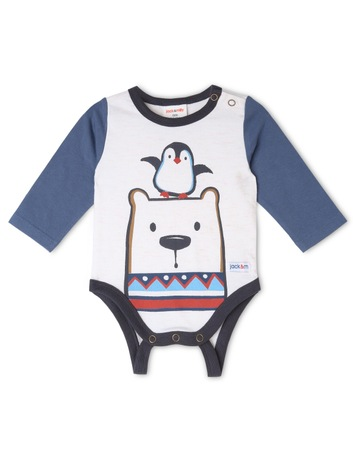 Other Newborn-5t Girls Clothes Girls' Clothing (newborn-5t) Provided Jack & Milly Bonds Sprout Leggins Size 0 And 1