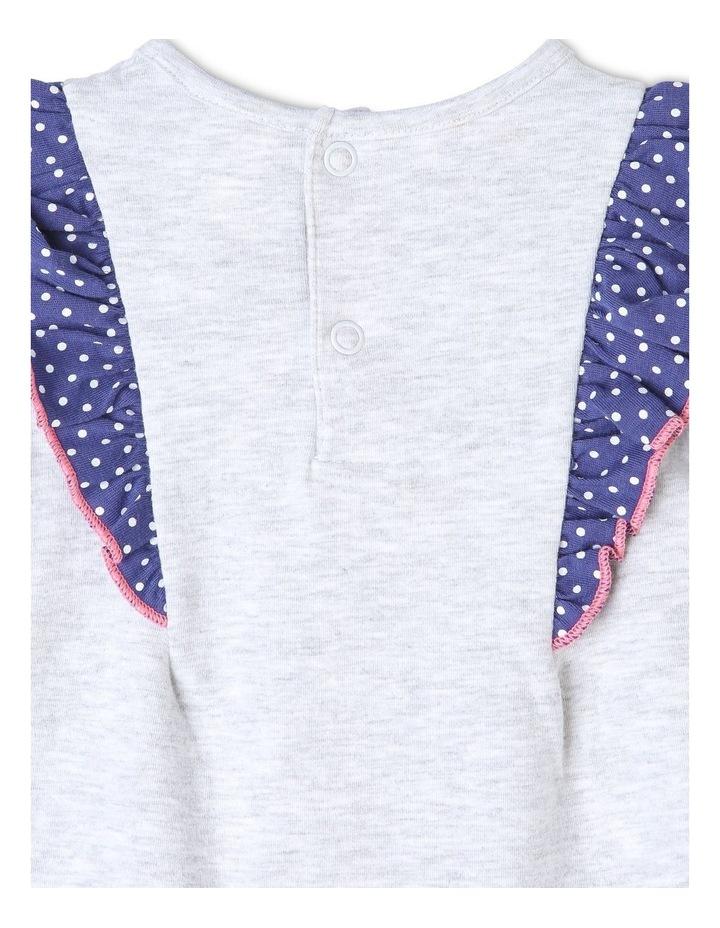Mia Knit Long Sleeve Bodysuit image 4