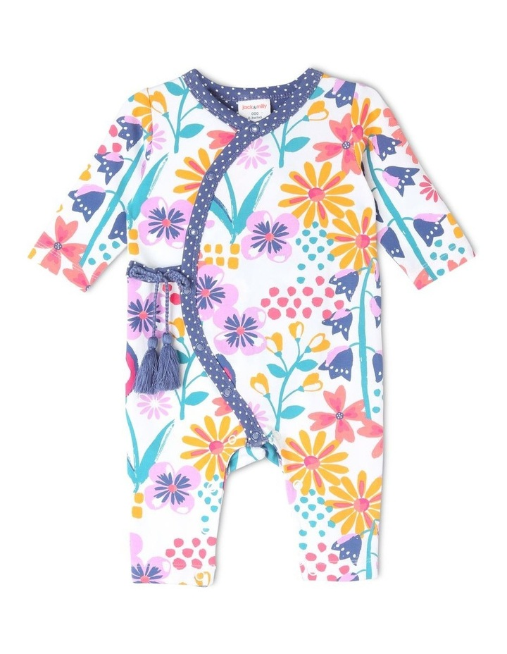 Ruby Wrap Coverall image 1
