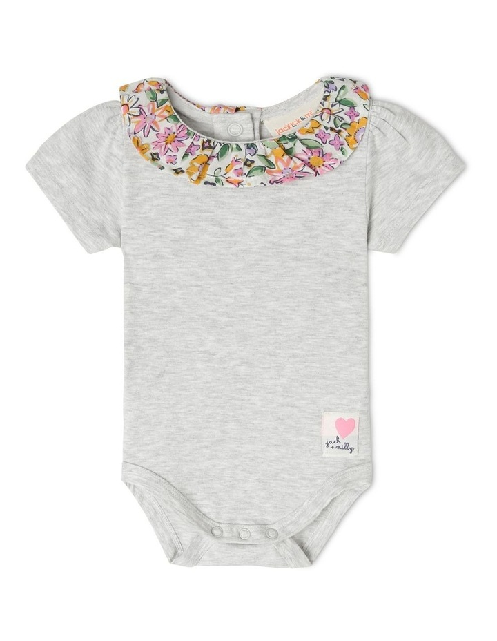 Daisy Bodysuit With Frill image 1