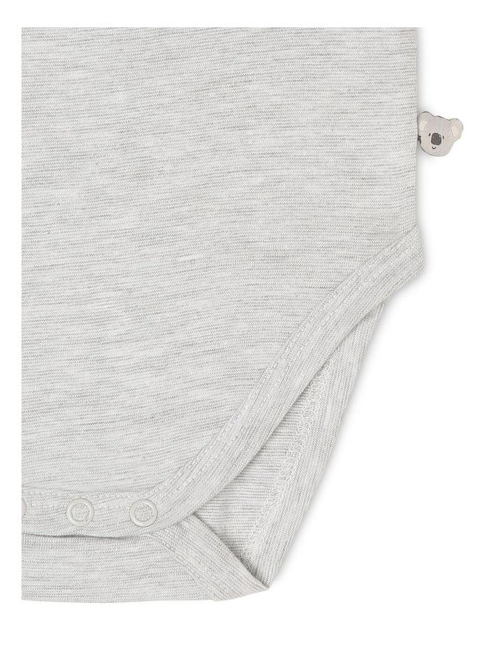 Arki Organic Striped Bodysuit image 3