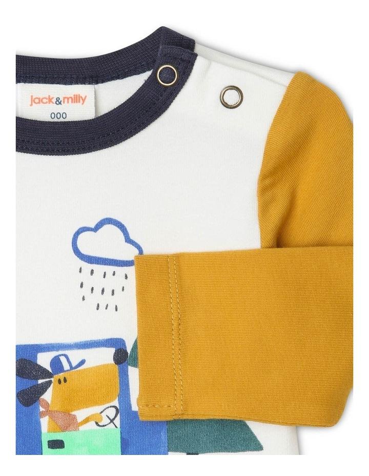 Spencer Long-Sleeve Bodysuit image 3