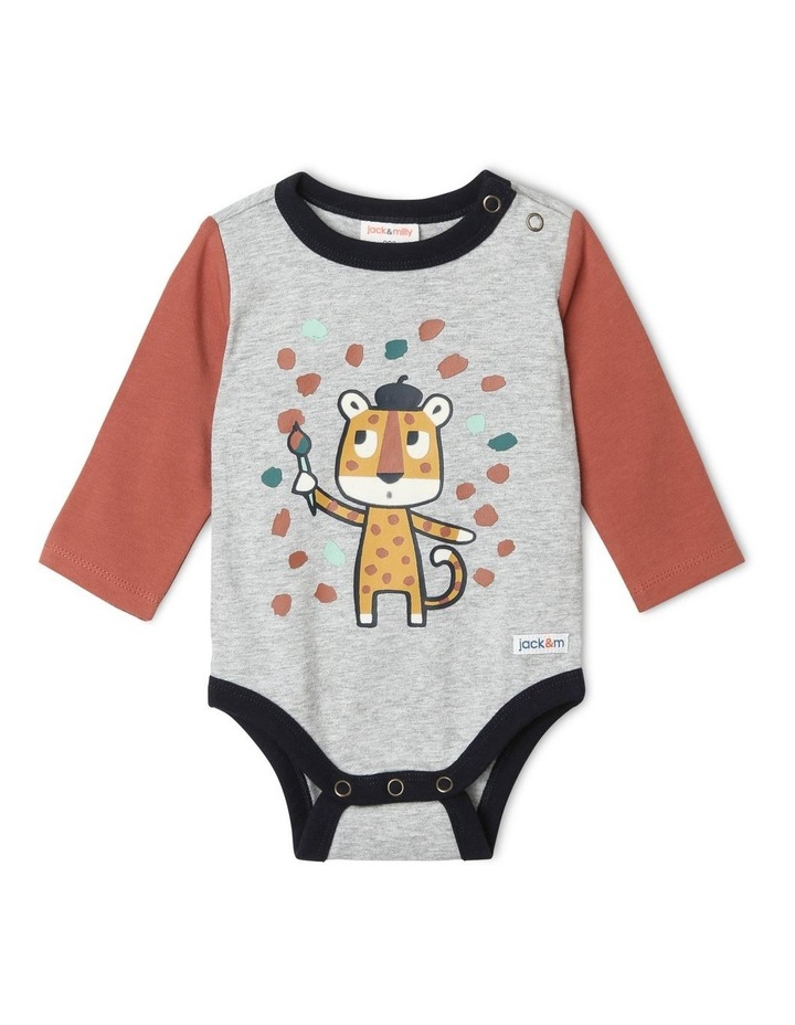Henry Long Sleeve Bodysuit image 1