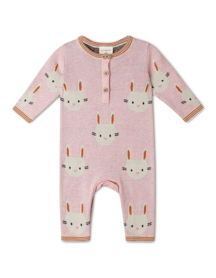 Billie Organic Double Knit Coverall image 1