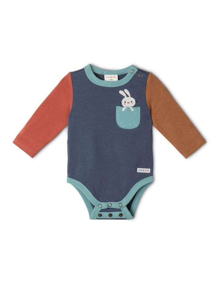 Spencer Knit Bodysuit image 1