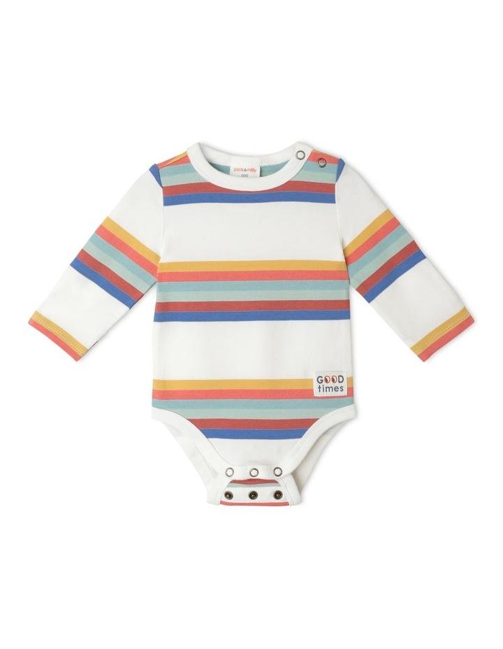 Henry Organic Knit Bodysuit image 1