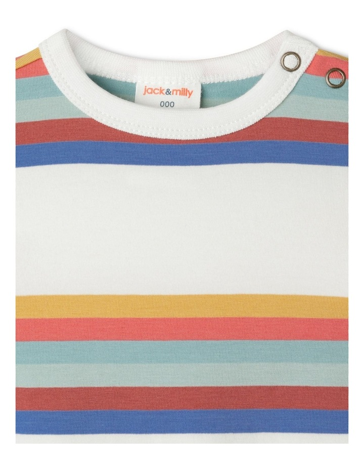 Henry Organic Knit Bodysuit image 3