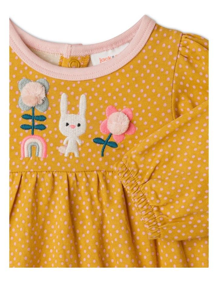 Mabel Organic Knit Bodysuit image 2