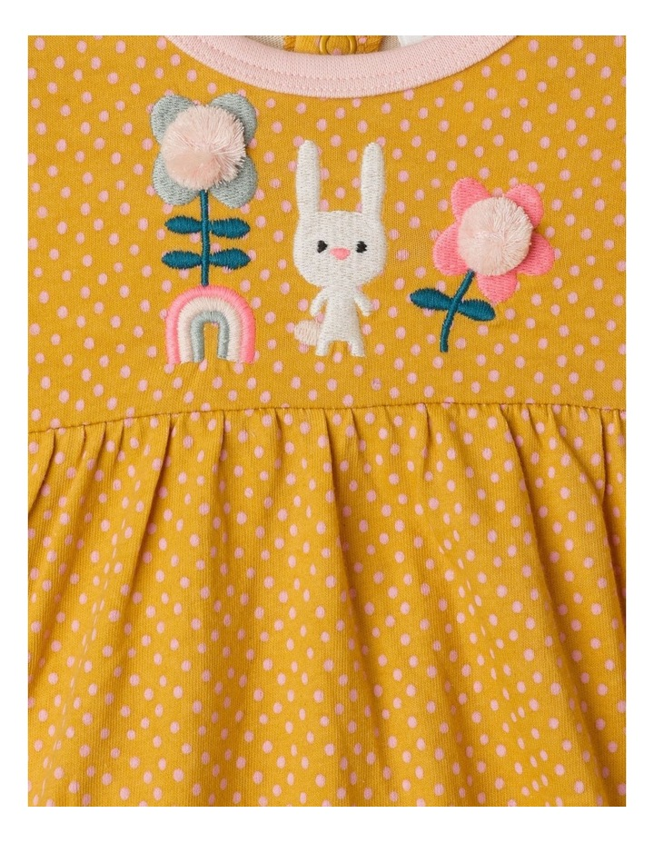 Mabel Organic Knit Bodysuit image 3