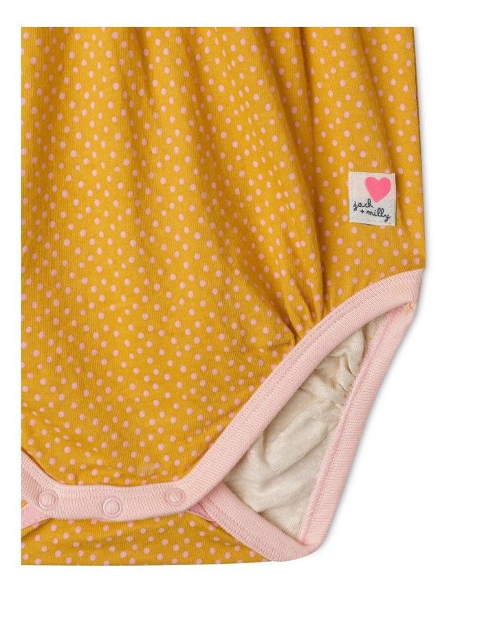 Mabel Organic Knit Bodysuit image 4