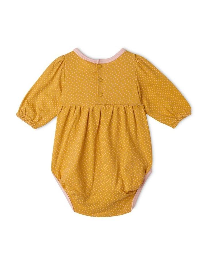 Mabel Organic Knit Bodysuit image 5