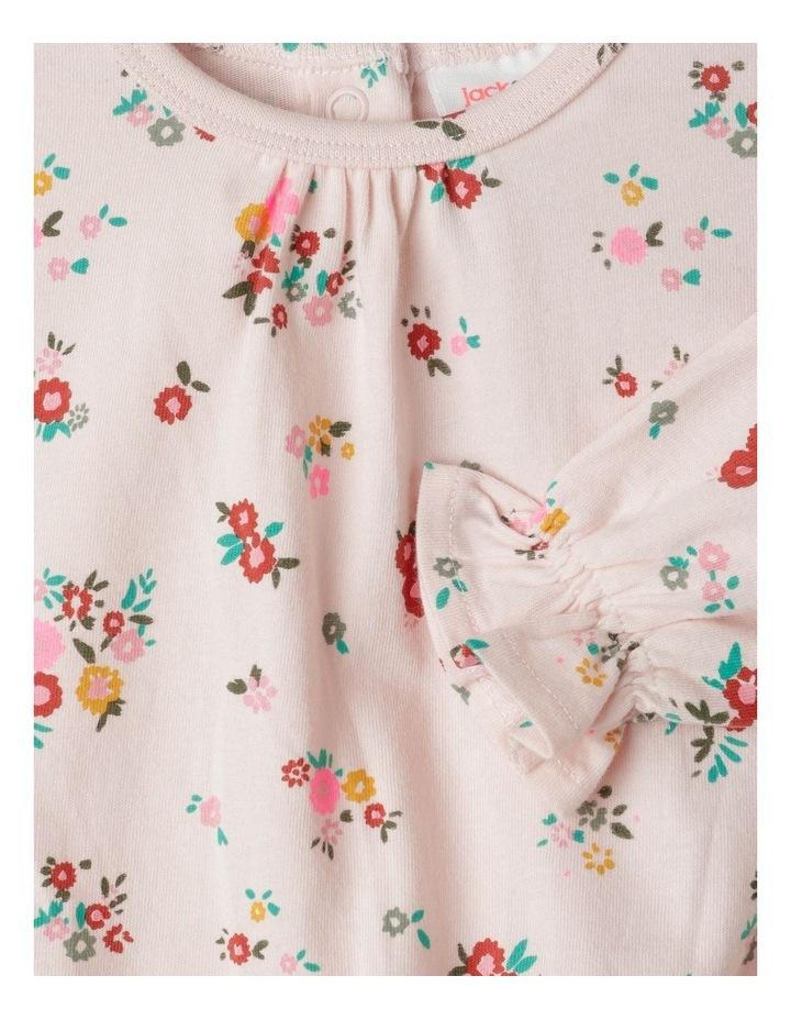 Lola Organic Long Sleeve Knit Bodysuit image 2