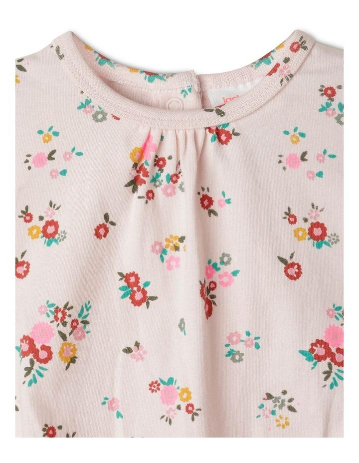 Lola Organic Long Sleeve Knit Bodysuit image 3