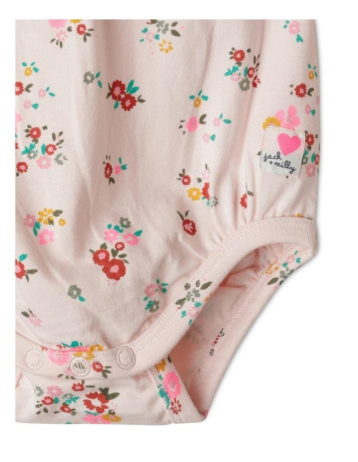 Lola Organic Long Sleeve Knit Bodysuit image 4