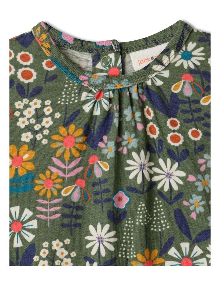 Lola Long-Sleeve Organic Knit Bodysuit image 3