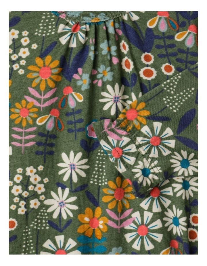 Lola Long-Sleeve Organic Knit Bodysuit image 4