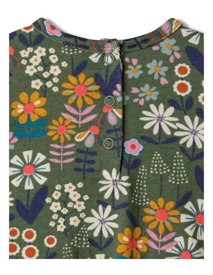 Lola Long-Sleeve Organic Knit Bodysuit image 6
