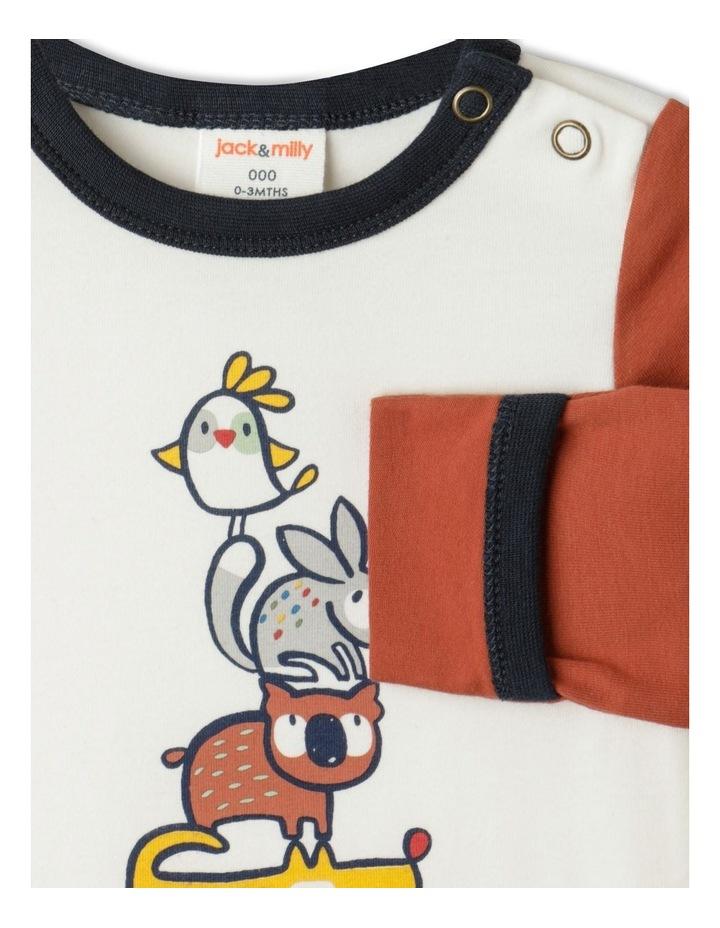 Henry Organic Knit Bodysuit image 2