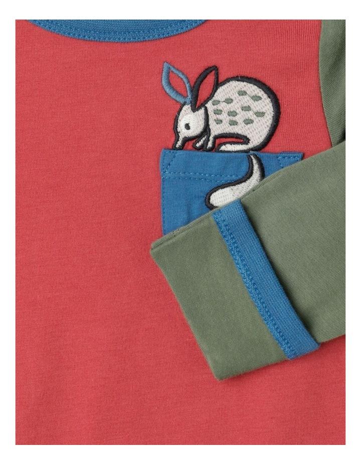 Spencer Knit Bodysuit image 4