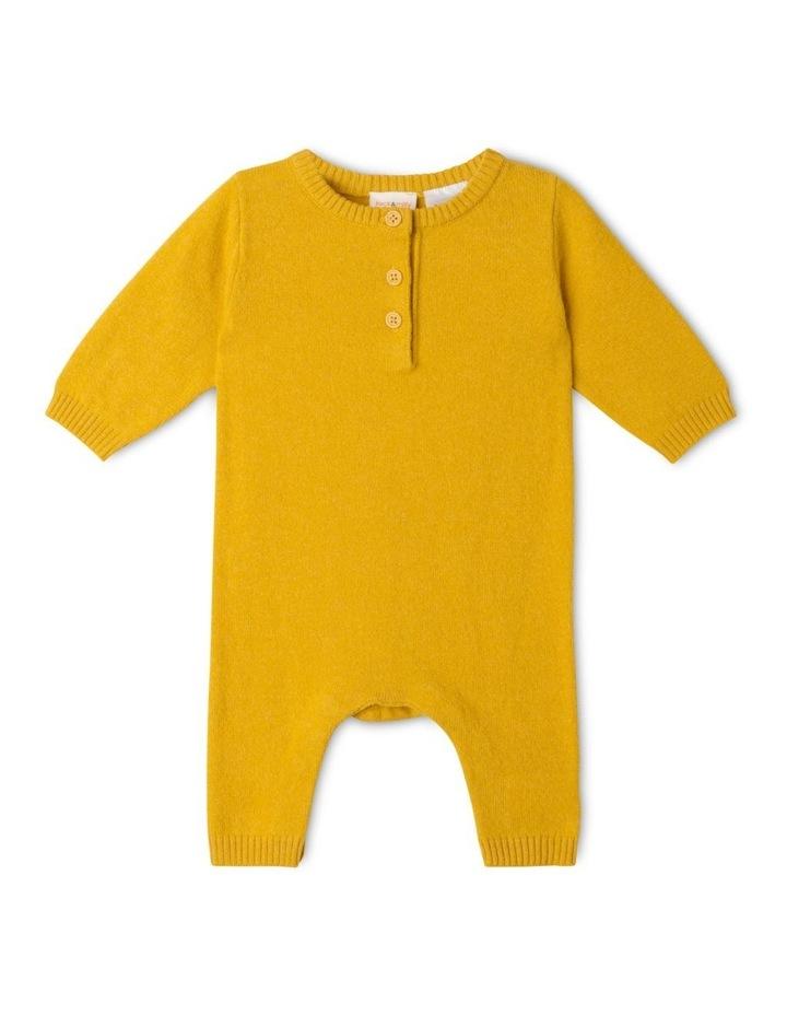 Sunny Merino Wool Coverall image 1