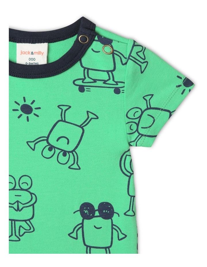 Oscar Bodysuit Green image 3