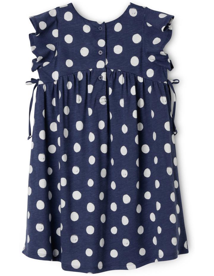 Dotty Painted Spot Knit Dress image 2