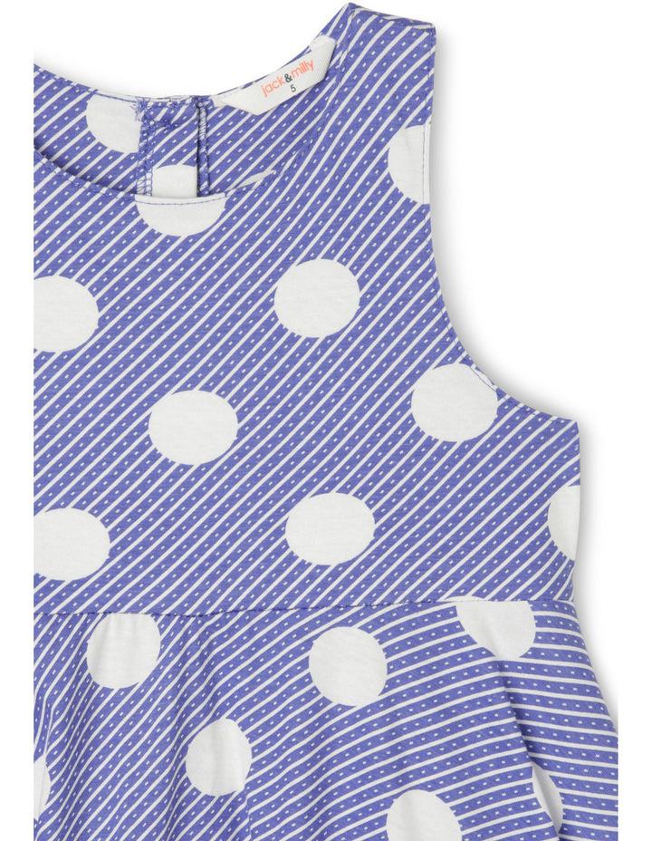 Arki Knit Dress With Circle Skirt image 2