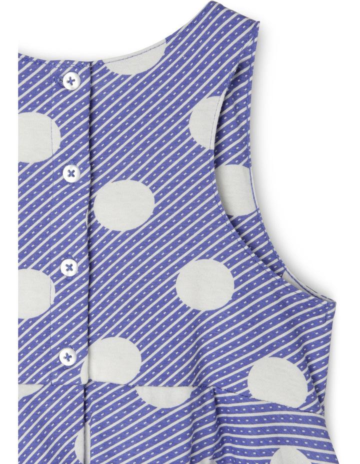 Arki Knit Dress With Circle Skirt image 3